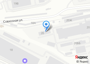 Компания «Сантех-Сервис Урал» на карте