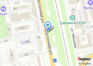 Компания «Трансагенство и К гостиница» на карте