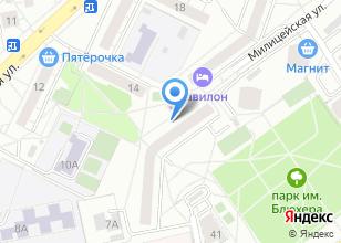 Компания «Урал Комфорт+» на карте