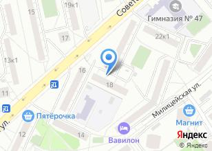 Компания «Магазин строительных и хозяйственных товаров» на карте