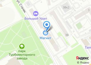 Компания «ЛесСтройМонтаж» на карте