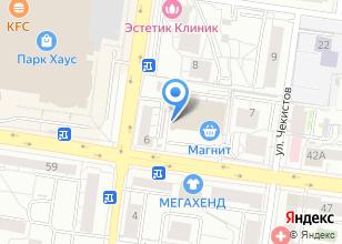 Компания «ЭКОНАУ» на карте