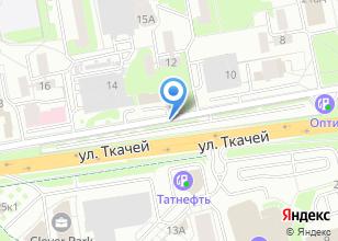 Компания «АРХИпроект» на карте
