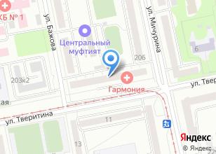 Компания «РосСтройСервис» на карте