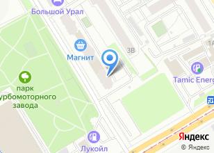 Компания «Навигатор-Инжиниринг» на карте