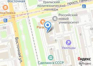 Компания «ProffРемо» на карте