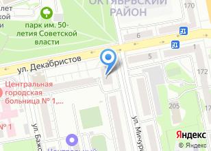 Компания «Крепеж маркет» на карте