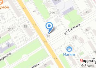 Компания «Торговый Дом Веста» на карте