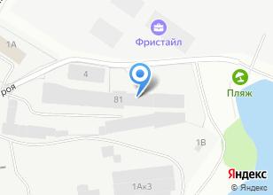 Компания «Уралсельмаш» на карте