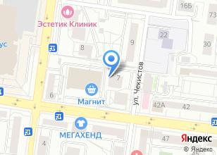 Компания «Транспортно-торговая компания-Екатеринбург» на карте
