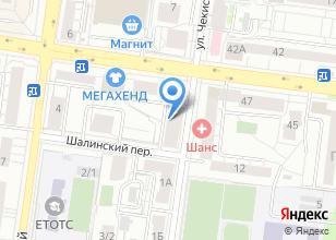 Компания «СВ-профит» на карте