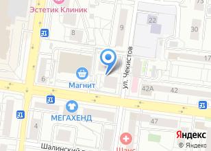 Компания «МКС» на карте