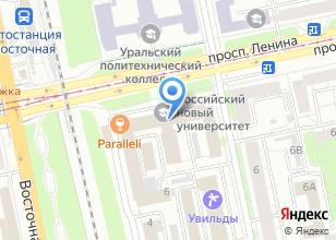 Компания «МедиаСтрой» на карте
