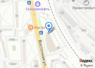 Компания «Мир профиля» на карте