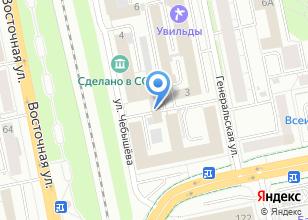 Компания «НоваТехСтрой» на карте