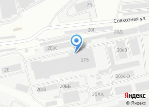 Компания «Электромашиностроительный завод» на карте