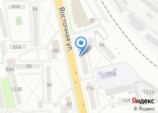 Компания «Туроператор Отрада» на карте
