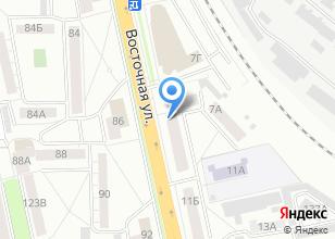 Компания «Дверная Фурнитура» на карте