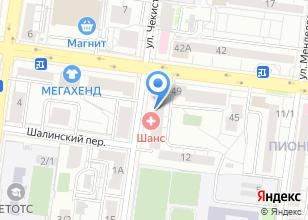 Компания «Пром-Контракт» на карте