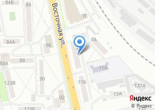 Компания «Дверная фурнитура и двери» на карте