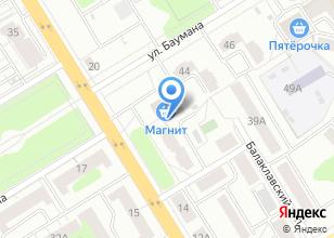 Компания «Иллюминатор» на карте