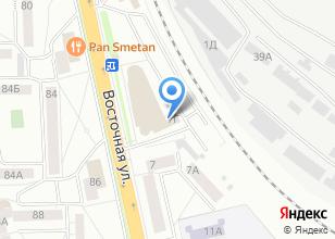 Компания «АрмаТЭК» на карте