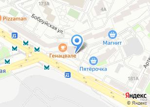 Компания «АТПС» на карте
