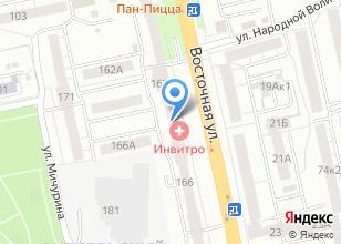 Компания «ВостокСтройУрал» на карте