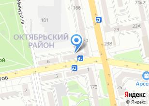 Компания «Аркада-Билдинг» на карте