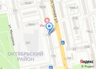 Компания «Компания Эко-строй» на карте