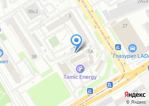 Компания «СтройСтропСнаб» на карте