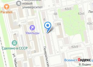 Компания «Favorit PLUS» на карте