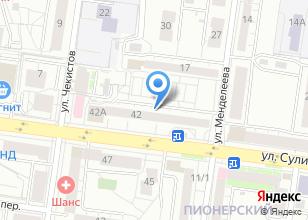 Компания «ЗАВОД ПЛАСТИКОВЫХ ОКОН ПЛАНЕТА СВЕТ» на карте