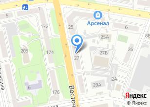 Компания «Витэсс» на карте