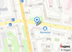 Компания «Силур Проект» на карте
