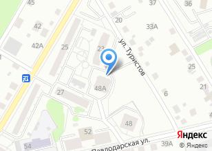 Компания «Новый Уктус» на карте