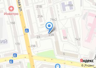 Компания «ТехПромИнвест» на карте