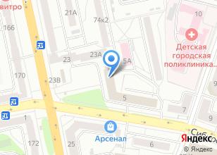 Компания «ЭкоПроект-Сервис» на карте