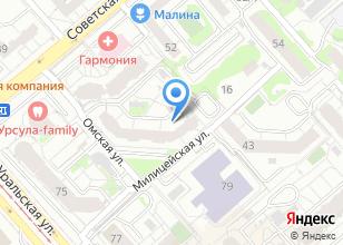 Компания «Домострой» на карте