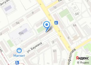 Компания «La bouton» на карте
