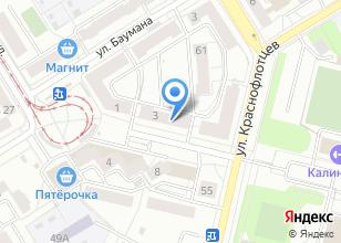 Компания «Эталон Стиля» на карте