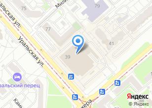 Компания «Золотой Каприз» на карте