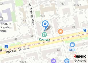 Компания «Антикор Протекшн» на карте