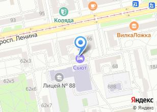 Компания «Travel Suite» на карте