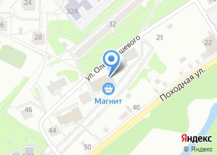 Компания «Стоп-цена» на карте