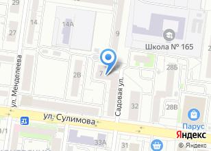 Компания «НАУЧНАЯ КОМПАНИЯ ЭНЕРГОСБЕРЕЖЕНИЕ» на карте