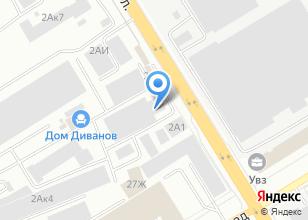 Компания «POSTAVKAEKB.RU» на карте