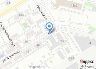 Компания «Уральская Строительная Транспортная Компания» на карте