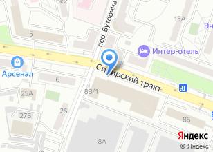 Компания «РЕВВЕР» на карте