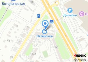 Компания «АбсолютТранс» на карте